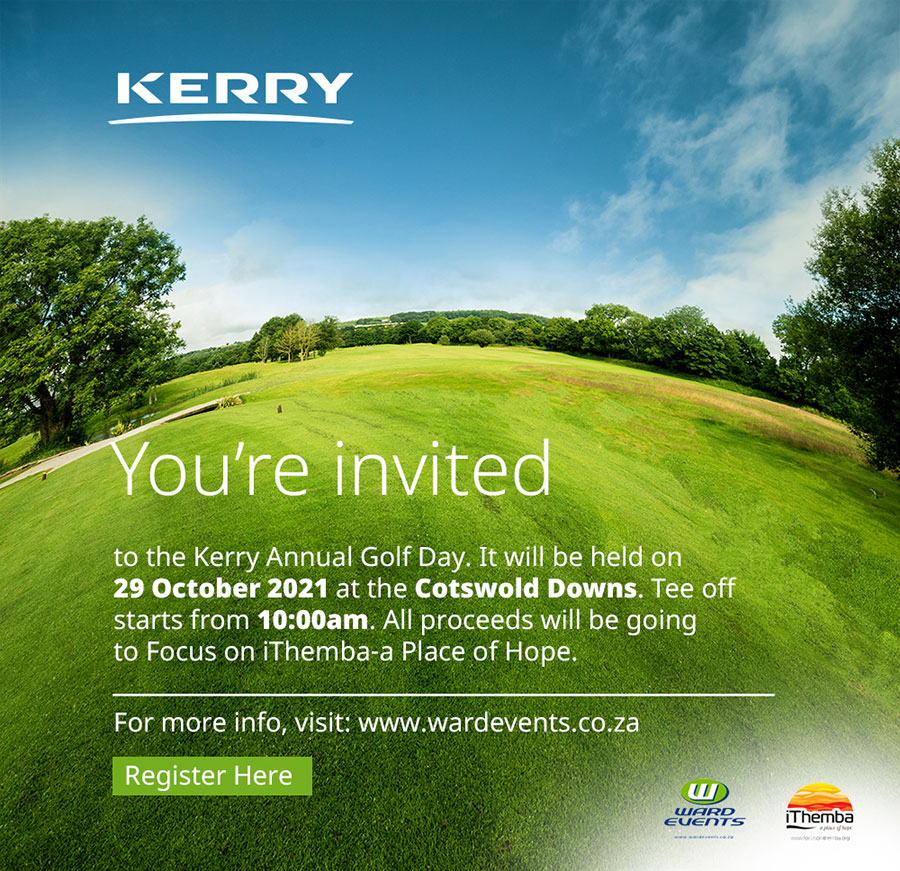 Kerry Annual Charity Golf Day